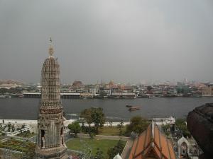 Wat Arun Aussicht