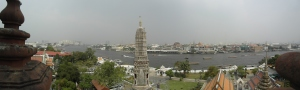 Wat Arun - Panorama