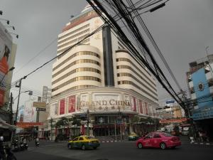 Einkaufszentrum mit vielen Goldschmieden