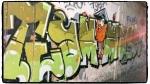 Ho Chi Minh Graffiti