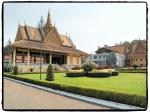 Königspalast oder grosse Palast auch genannt in Phnom Penh