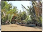 Mekong Delta Flussfahrt