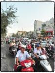 Ho Chi Minh Verkehr
