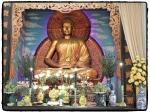 Buddha in der Pagoda