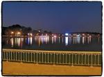 Dalat am See Abends