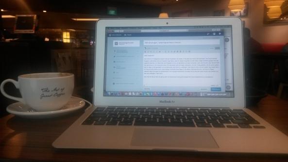 Zeit für bloggen..