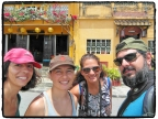 all together in Hoi An
